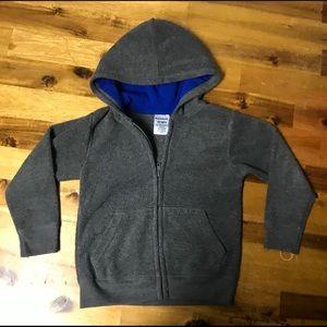 Other - Boys Fleece Jacket Size 4T
